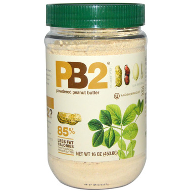 pb2 powdered peanut butter review