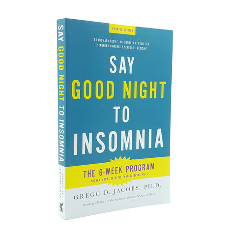 say goodnight to insomnia reviews