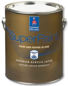sherwin williams duration paint review exterior