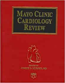 mayo clinic cardiology board review book