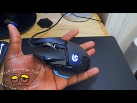 logitech g502 gaming mouse review