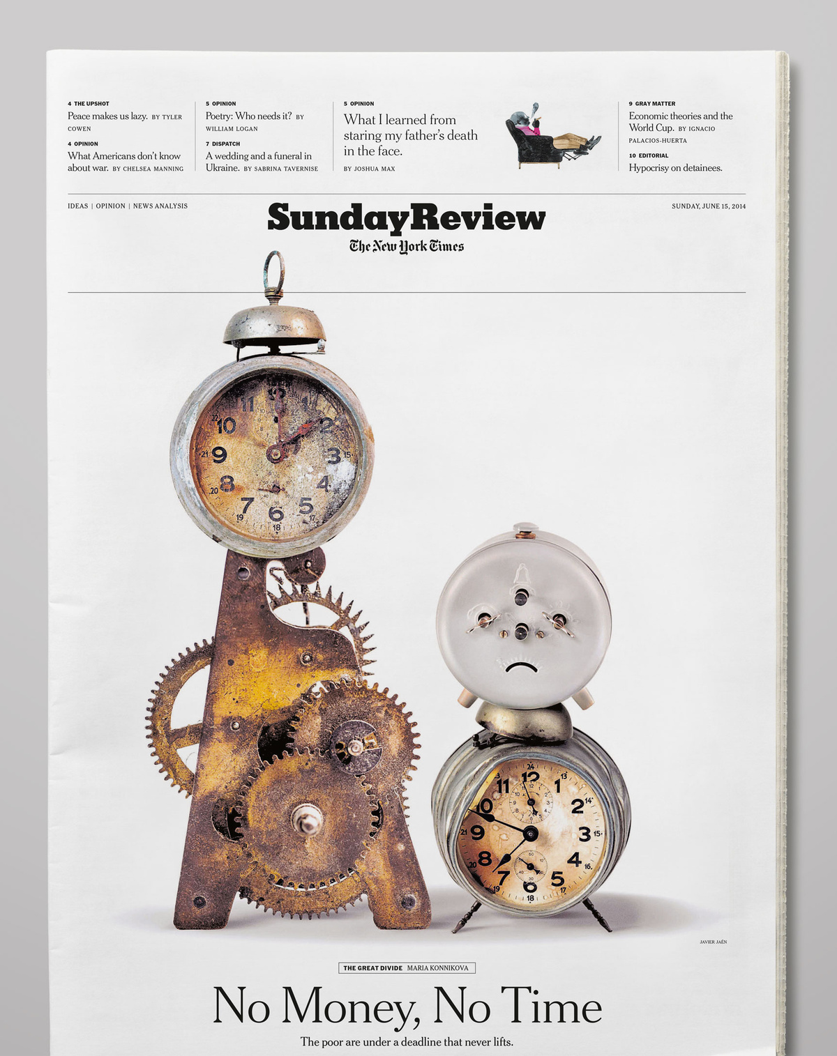 new york times sunday review