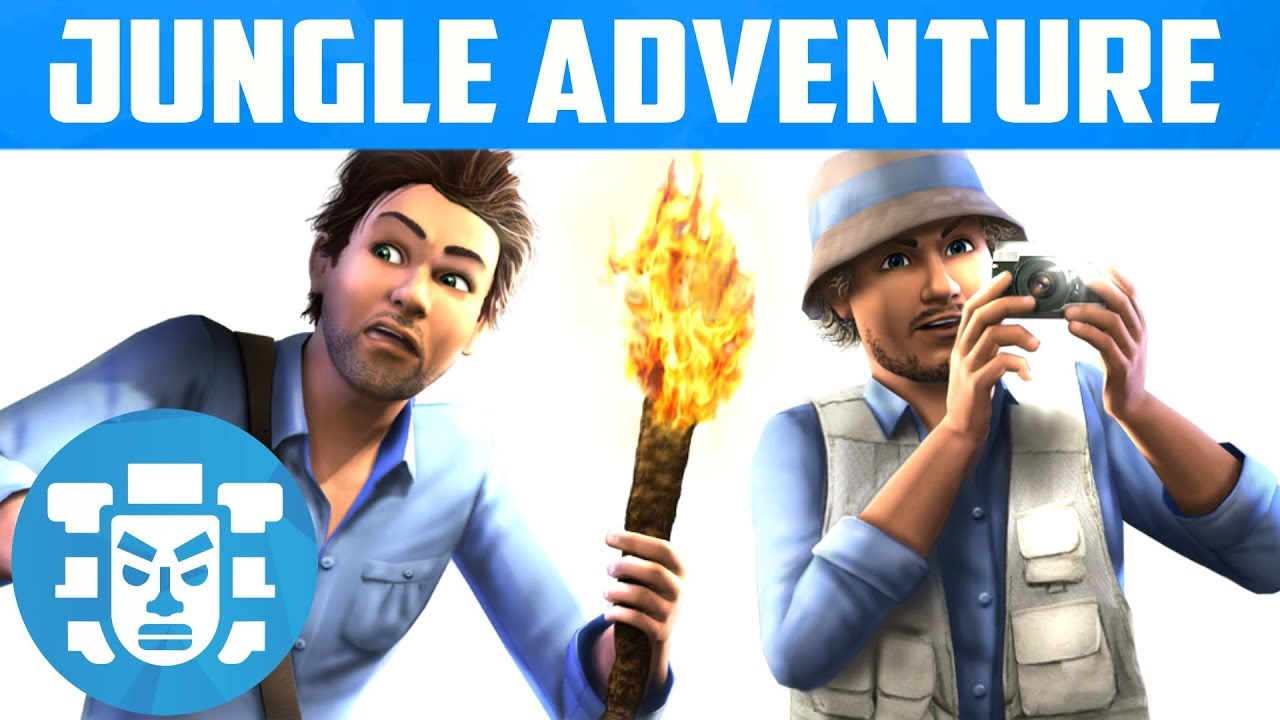sims 4 jungle adventure review