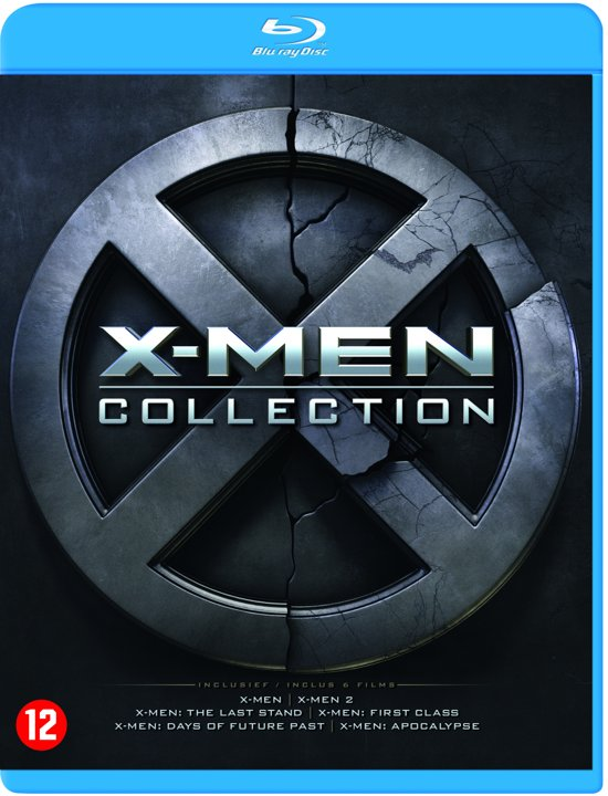 x men collection blu ray review
