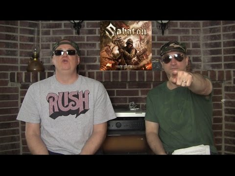sabaton the last stand review
