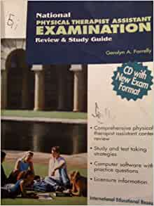 national physical therapy examination review & study guide