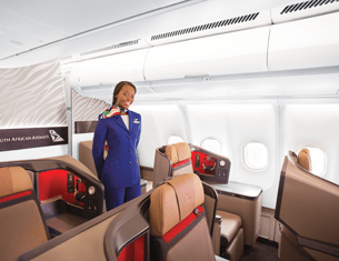 saa a330 300 business class review