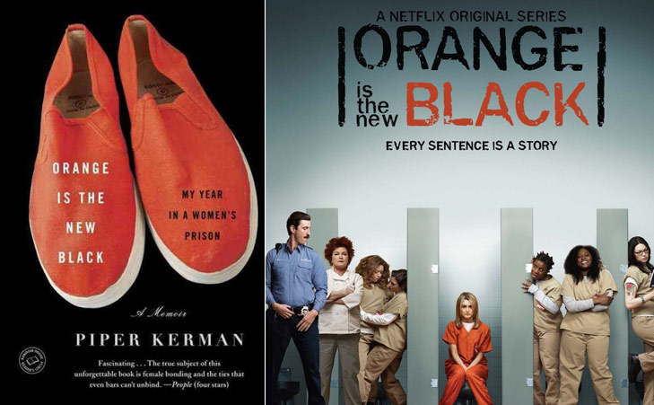 review orange is the new black book