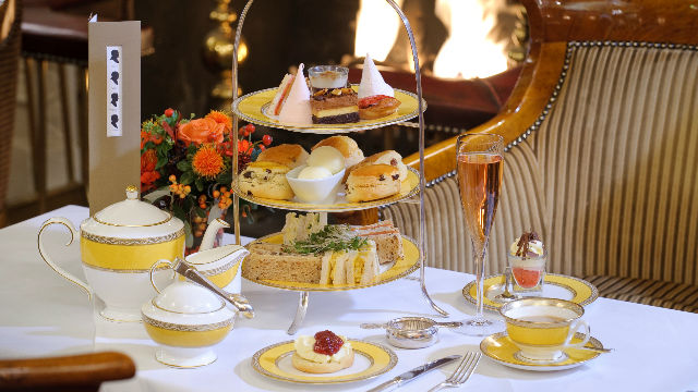 the goring afternoon tea review