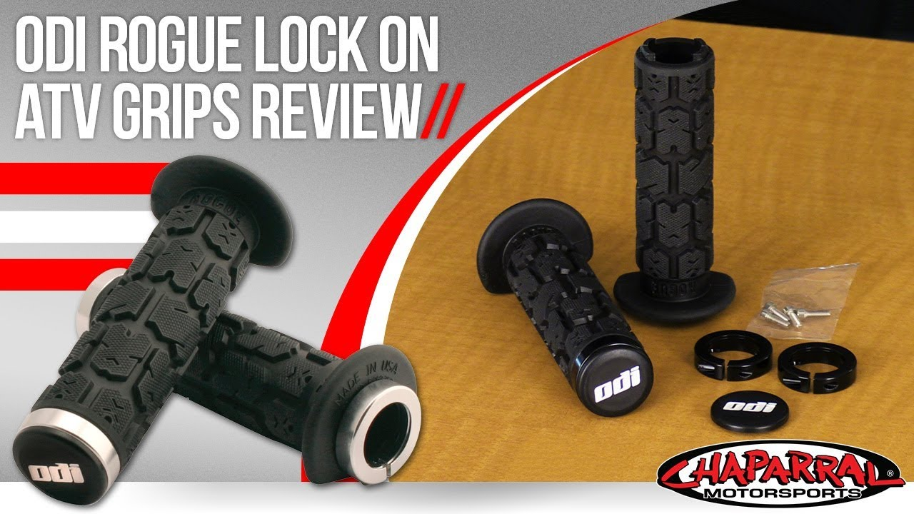 odi rogue lock on grips review