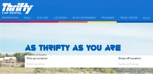 thrifty car rental italy reviews