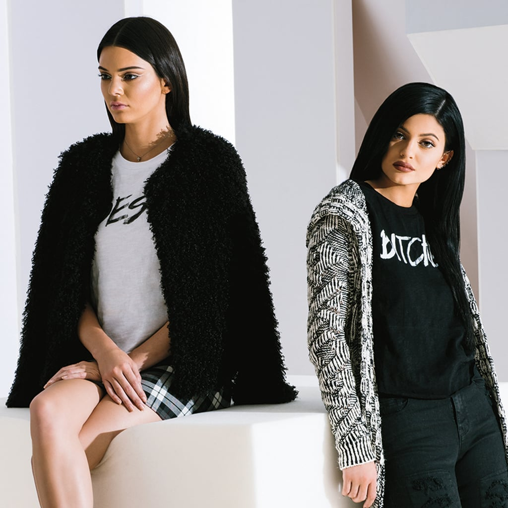 vogue kendall and kylie collection review