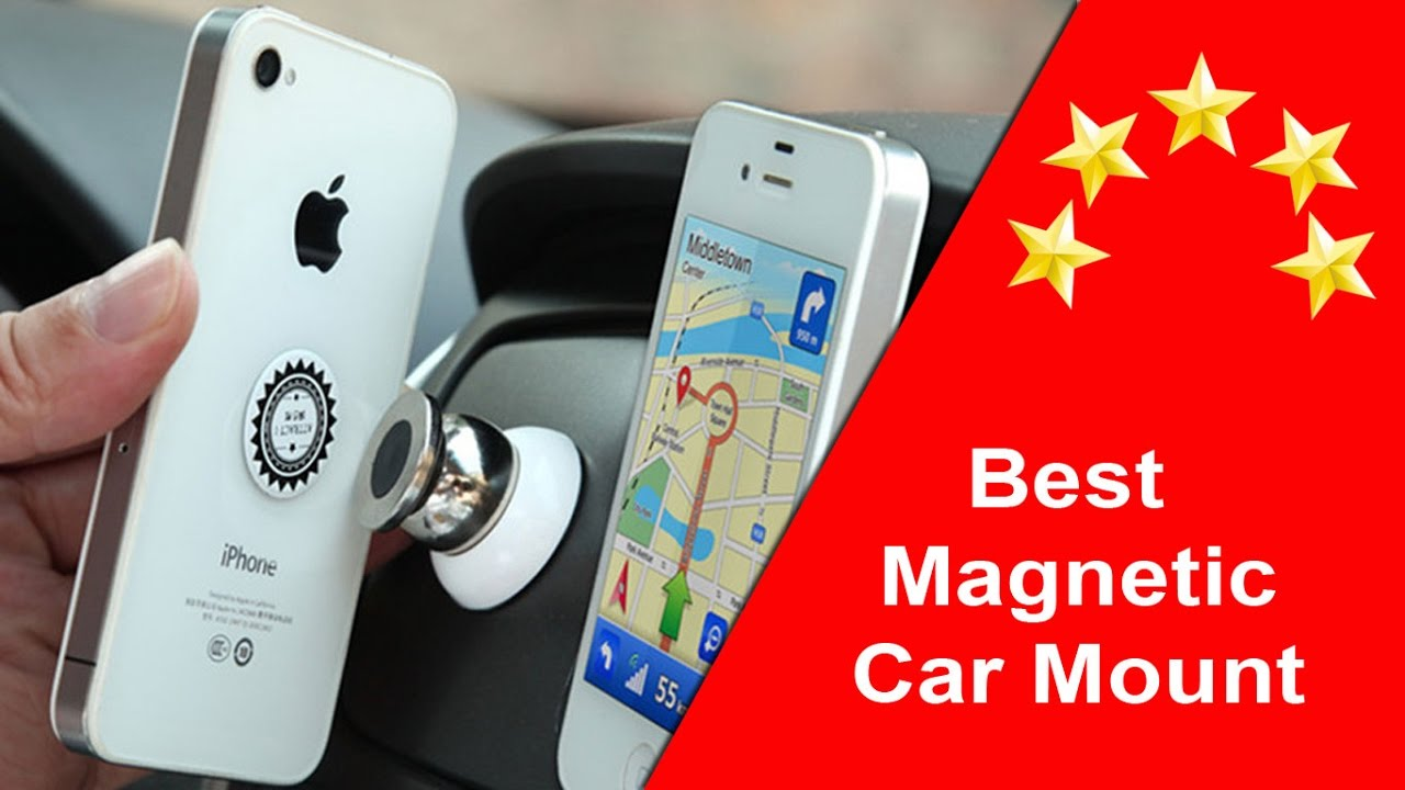 magnetic car phone holder review