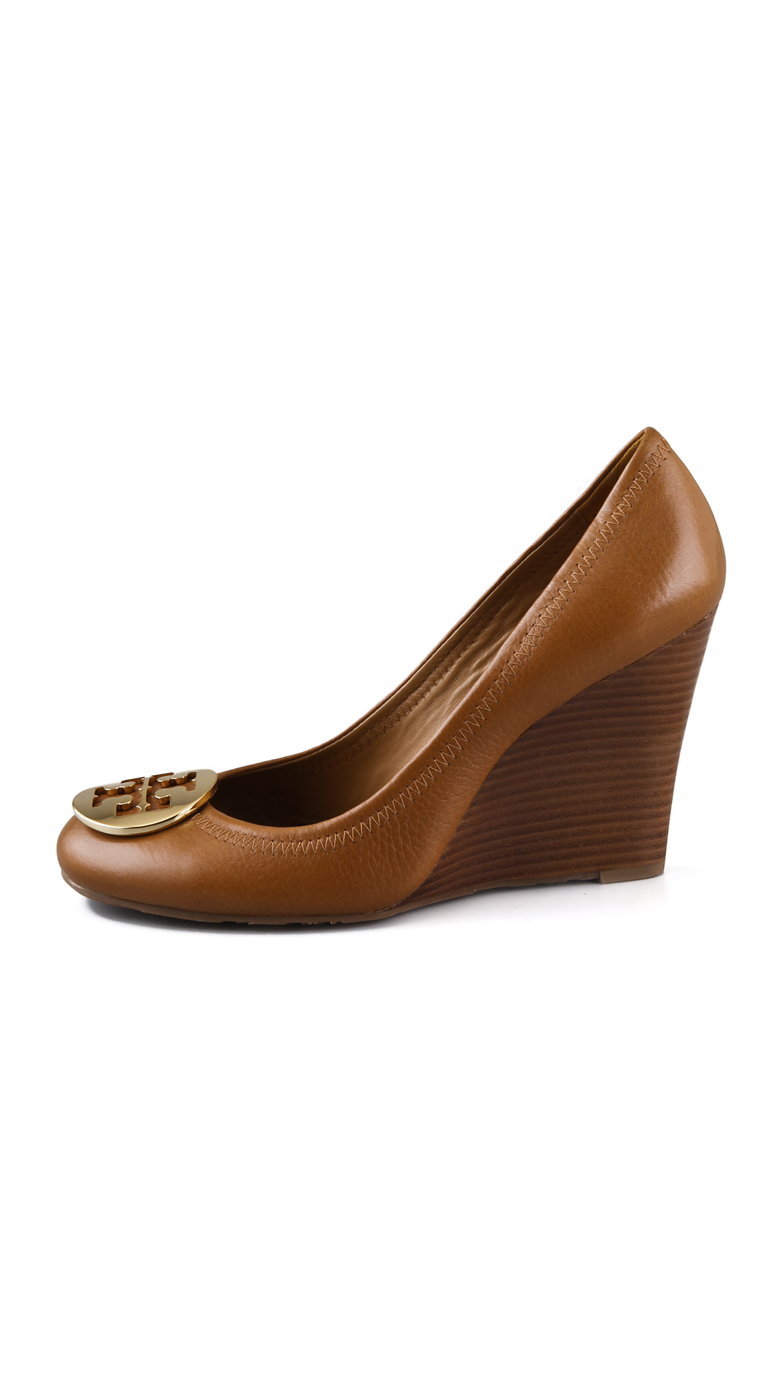 tory burch sophie wedge review