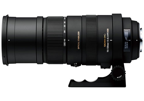 sigma 150 500mm canon review