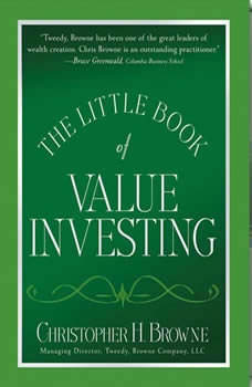 the little book of value investing review