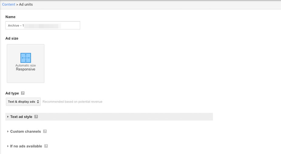 unable to review your site adsense