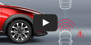mazda 3 smart city brake support review