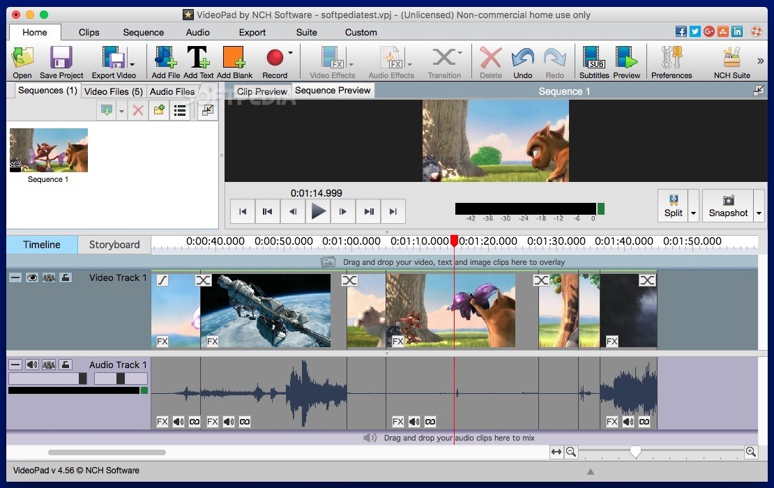 wax video editing software review