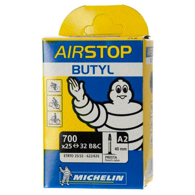 michelin airstop butyl inner tube review