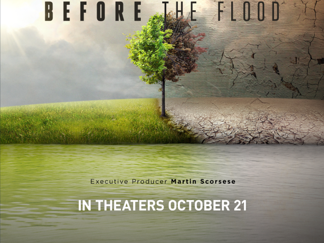 the year of the flood review
