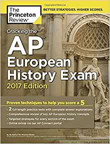 princeton review cracking the act 2017
