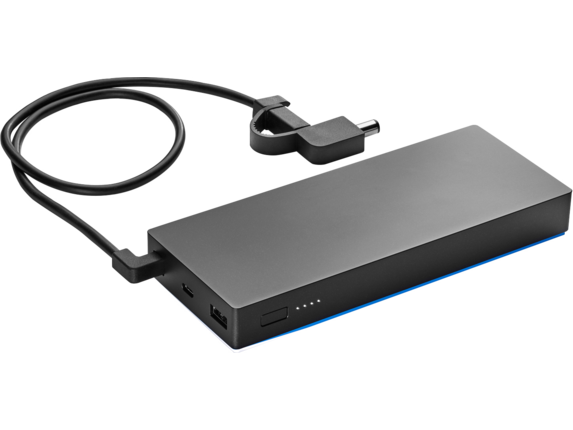 hp notebook power bank review