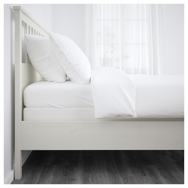 ikea hemnes king bed frame review