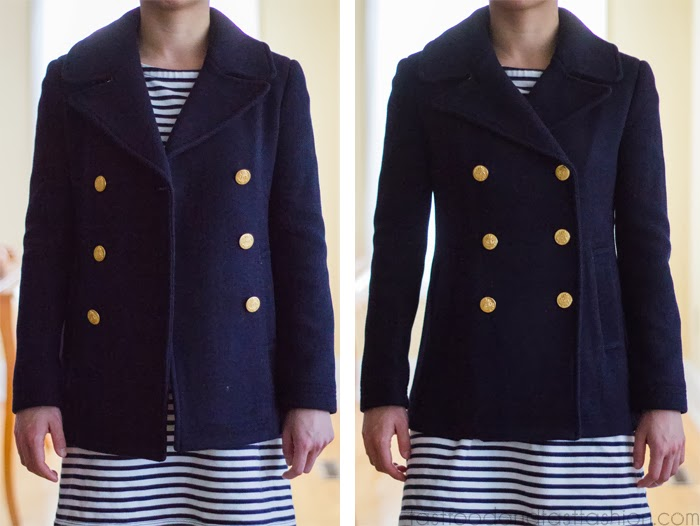 j crew majesty peacoat review