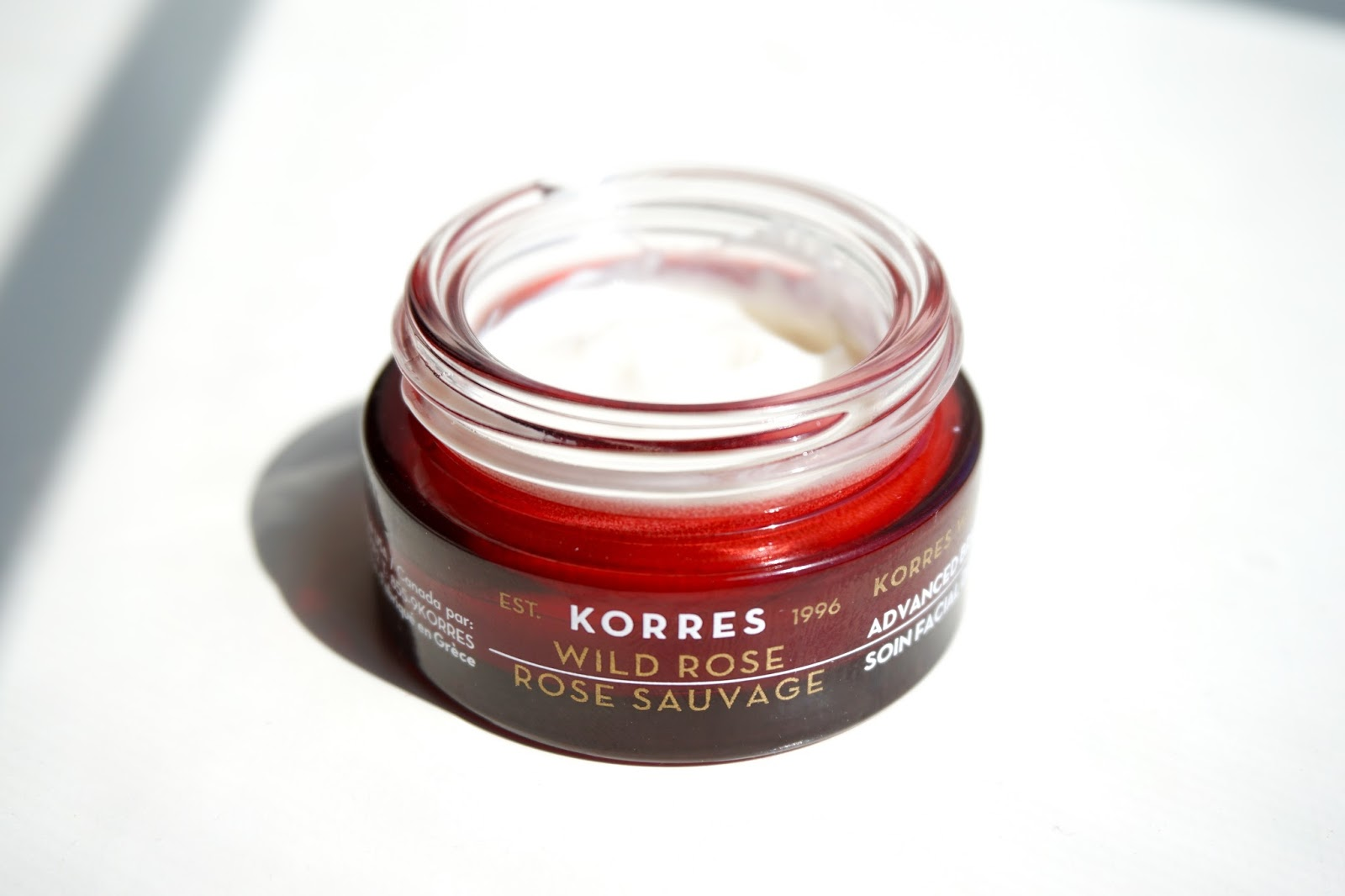 korres wild rose advanced brightening face oil review