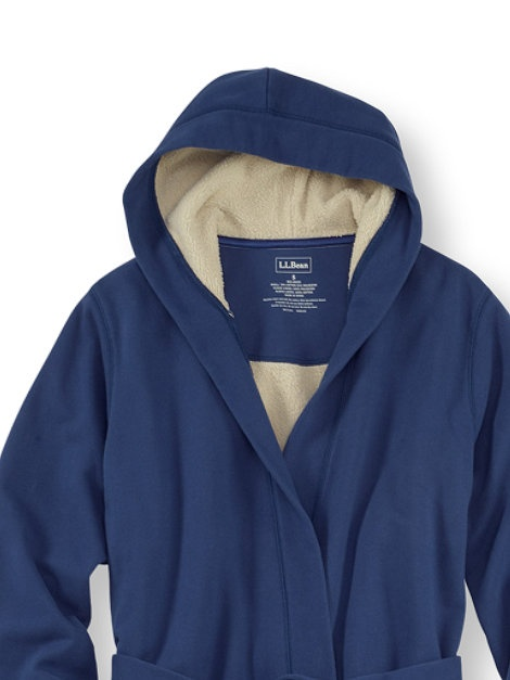 ll bean rugby robe review