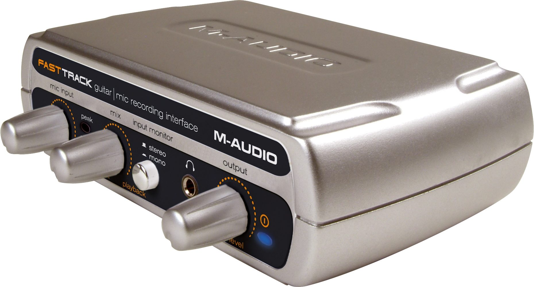 m audio fast track review 2011