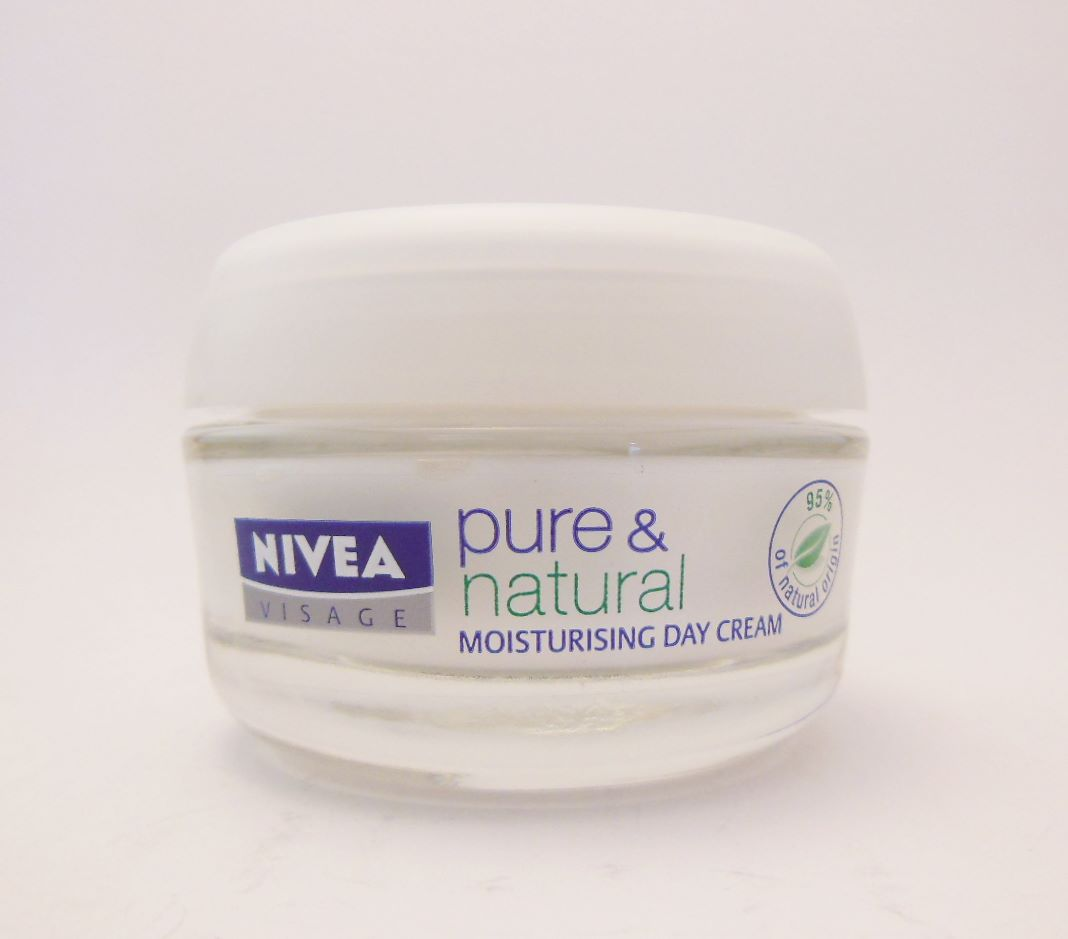 natural face beauty cream review