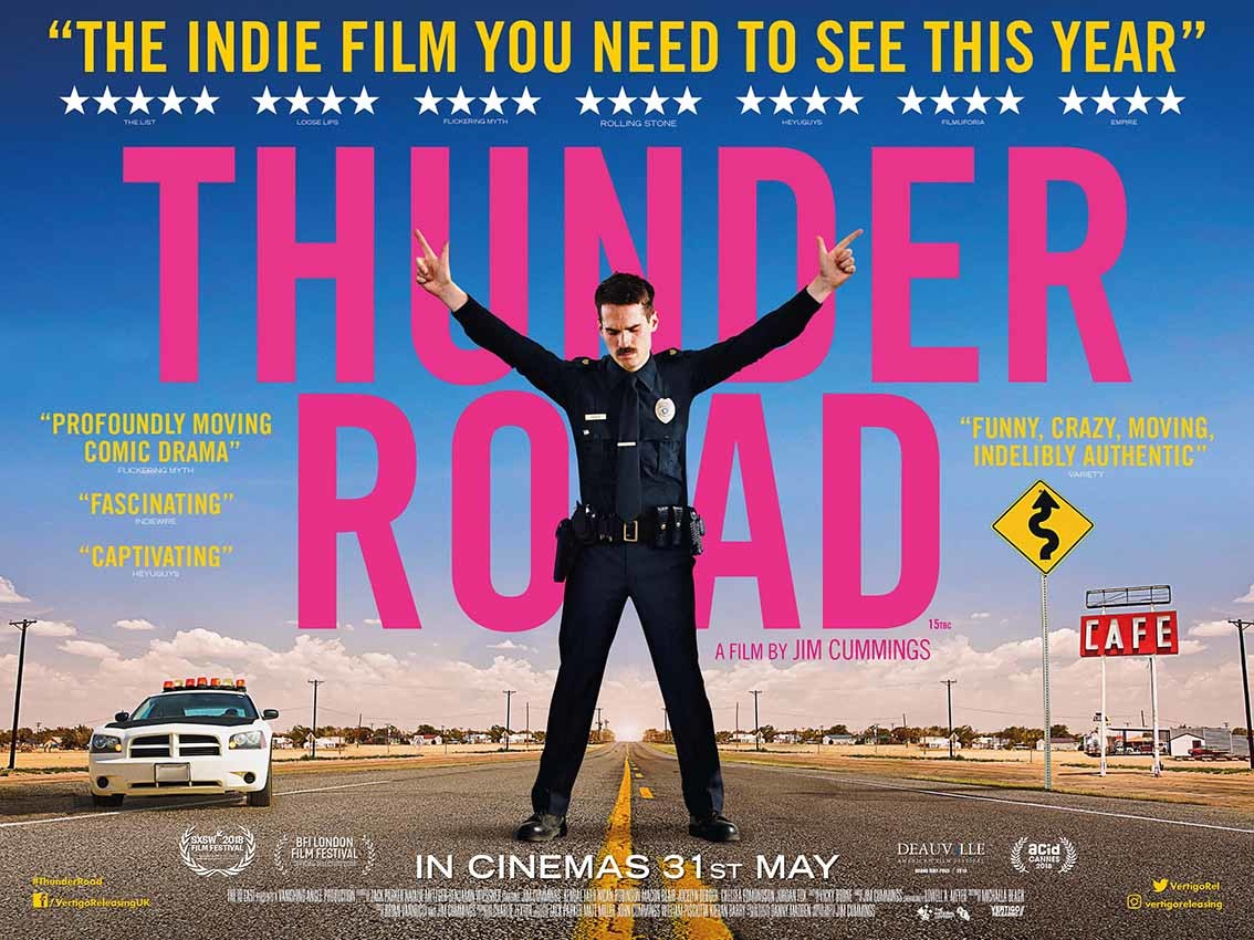 ride the thunder movie review