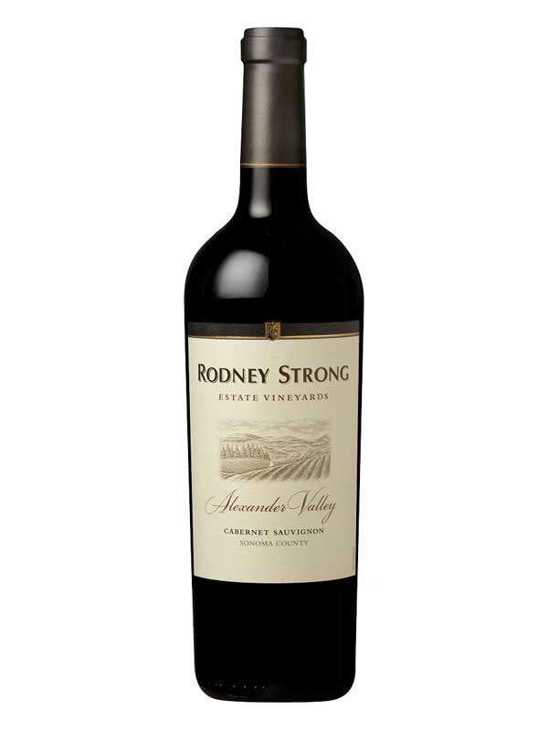rodney strong cabernet 2014 review