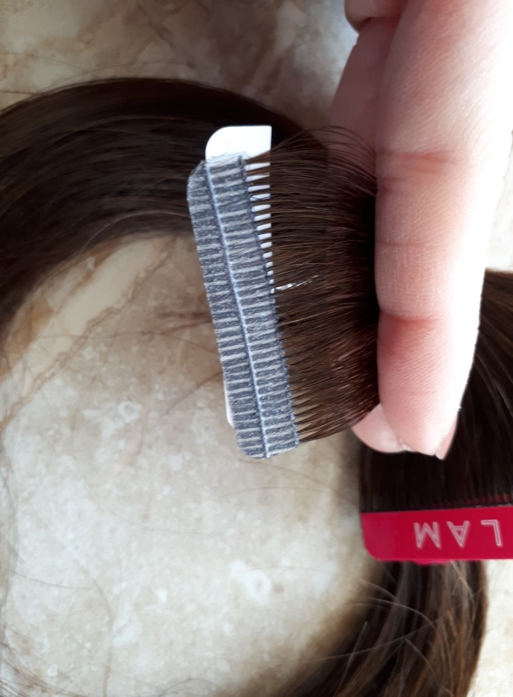 seamless tape hair extensions reviews