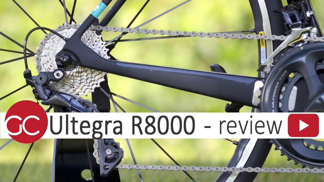 shimano ultegra r8000 groupset review
