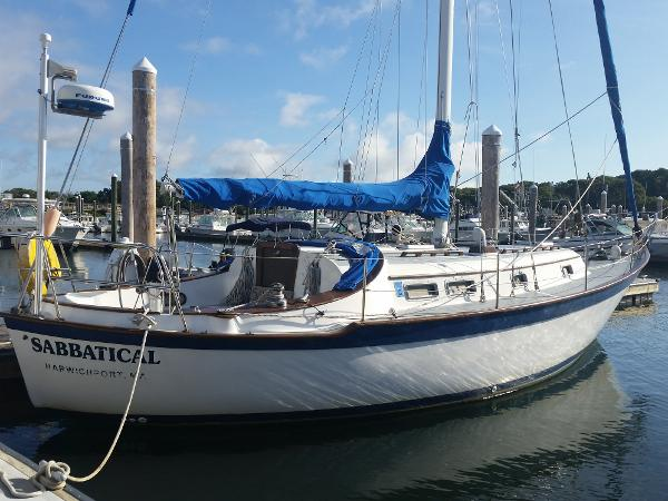 southern cross 31 sailboat review