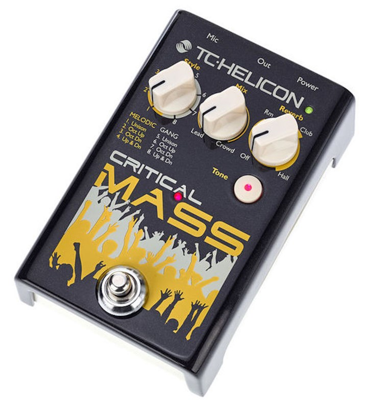 tc helicon critical mass review