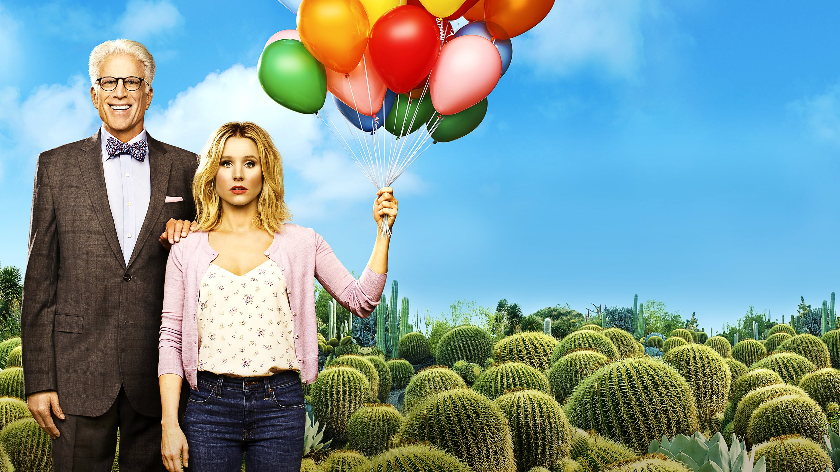 the good place review season 1