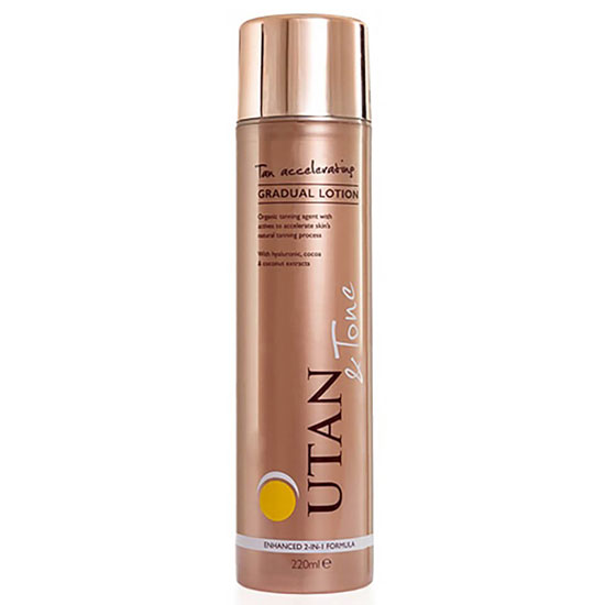 utan and tone coconut tanning water review