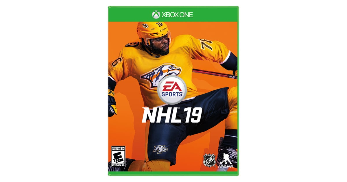 xbox one nhl 18 review